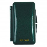 VIP角印 18mm 緑
